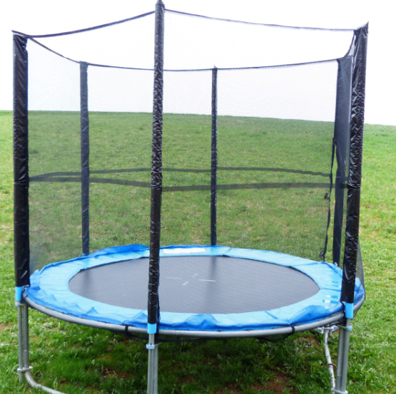 Gartentrampolin Test