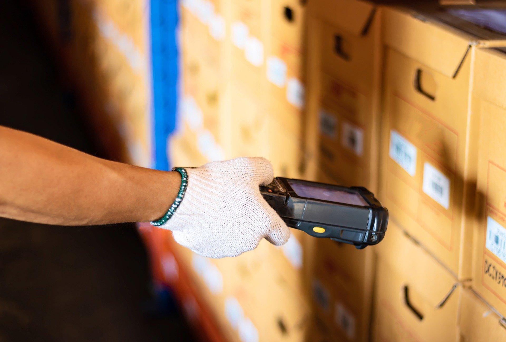 mobiler Handscanner